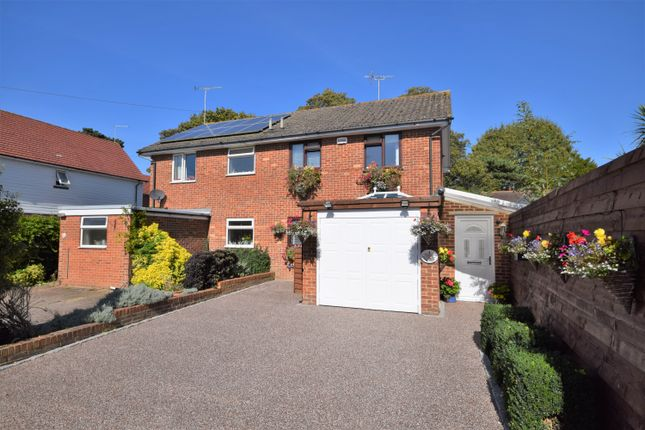 Thumbnail Semi-detached house for sale in Park Place, Willesborough, Ashford