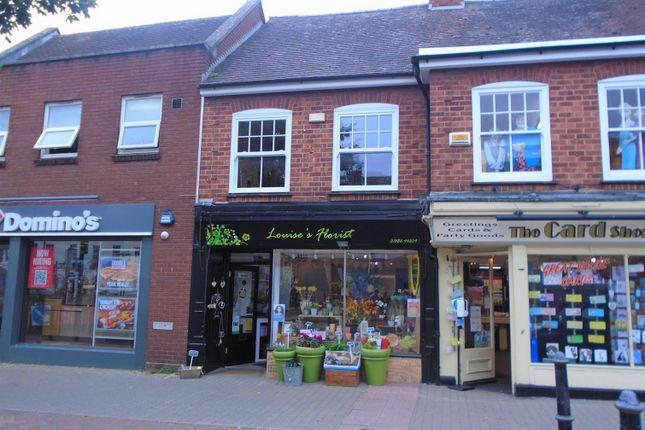 Thumbnail Retail premises for sale in High Street, Evesham