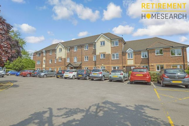 Thumbnail Flat for sale in Glendower Court Phase II, Cardiff