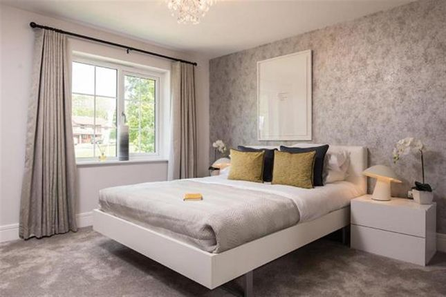 Thumbnail Detached house for sale in Plot 65 The Rosebury, Newbold Road, Chesterfield