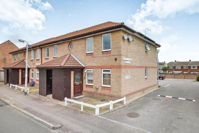 Thumbnail Flat for sale in Farrer Street, Kempston, Bedford
