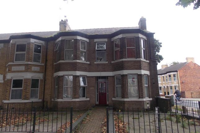Thumbnail Terraced house for sale in Cottingham Road, Kingston Upon Hull