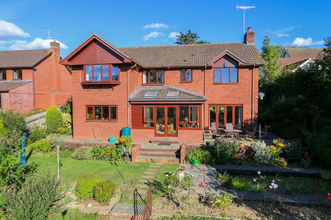 Thumbnail Detached house for sale in Station Hill, Chudleigh, Newton Abbot