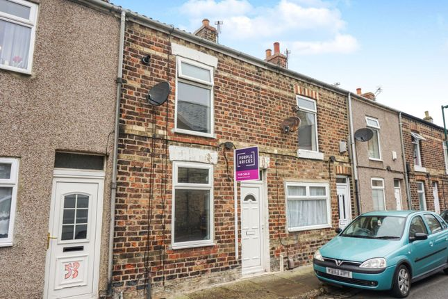 Thumbnail Terraced house for sale in Errington Street, Brotton