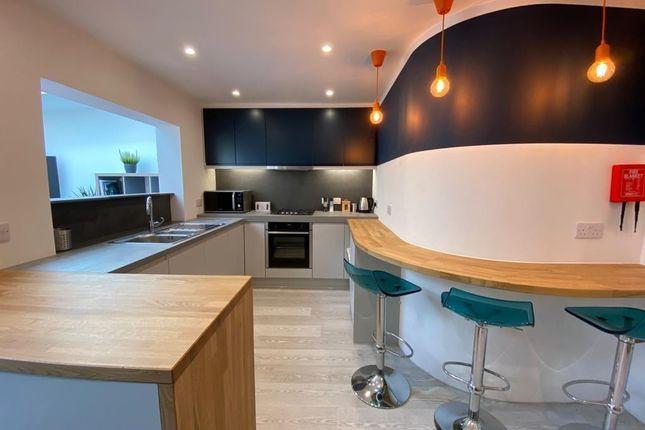 Thumbnail Semi-detached house to rent in Salisbury Street, Beeston