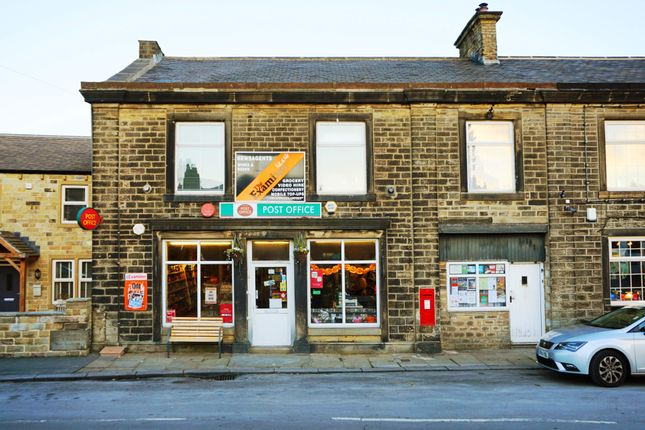 Thumbnail Retail premises for sale in St. Georges Road, Scholes, Holmfirth