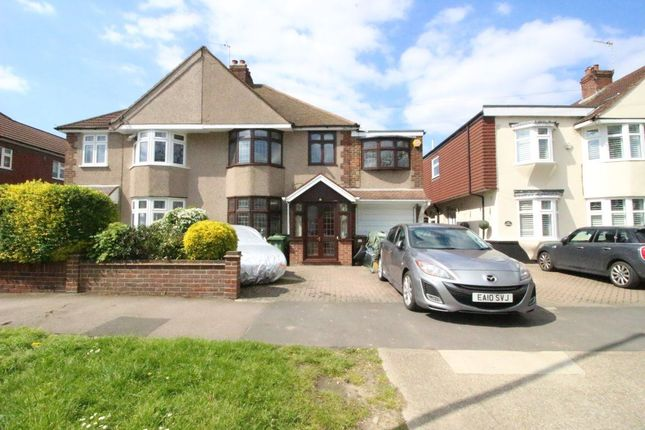 Thumbnail Property to rent in Hurst Road, Sidcup, Kent
