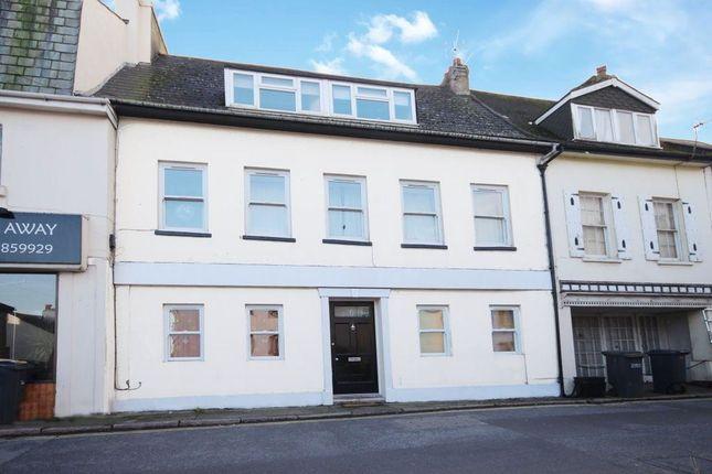 Thumbnail Flat to rent in Milton Street, Brixham