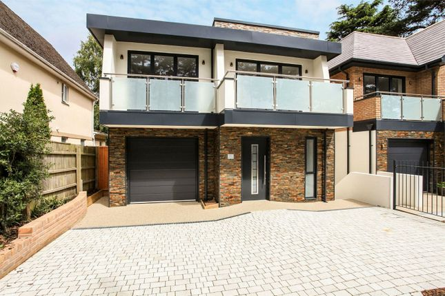 Thumbnail Detached house for sale in Clifton Road, Canford Cliffs, Poole
