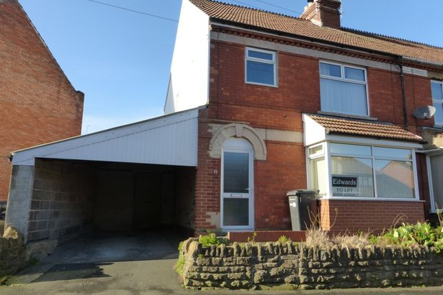 Thumbnail End terrace house to rent in Crofton Court, Yeovil