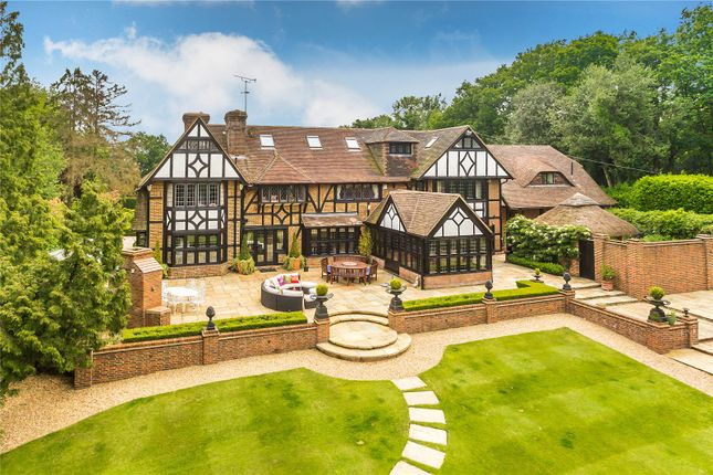 Thumbnail Detached house for sale in Red Lane, Oxted, Surrey