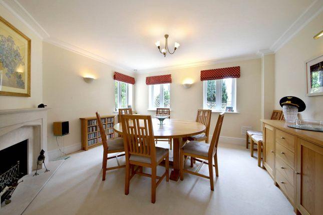Dining Room of Old Long Grove, Seer Green, Beaconsfield, Buckinghamshire HP9