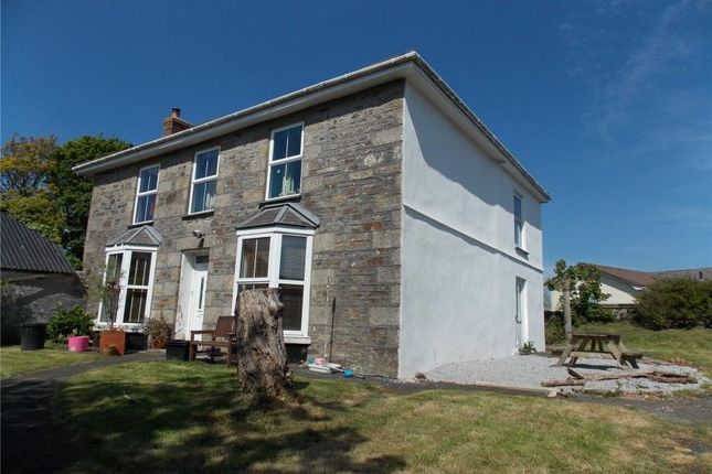 Thumbnail Detached house for sale in Trevingey, Redruth