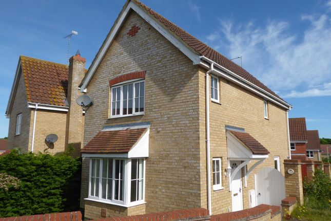 3 bed detached house for sale in 1 Pains Close, Worlingham, Beccles, Suffolk