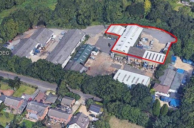 Thumbnail Land to let in Higher Merley Lane, Corfe Mullen, Wimborne