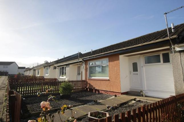 Thumbnail Terraced bungalow to rent in Redhouse Lane, Carluke