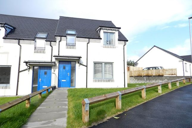 Thumbnail Semi-detached house for sale in Glenlee Heights, St Johns Town Of Dalry, Castle Douglas, Dumfries & Galloway