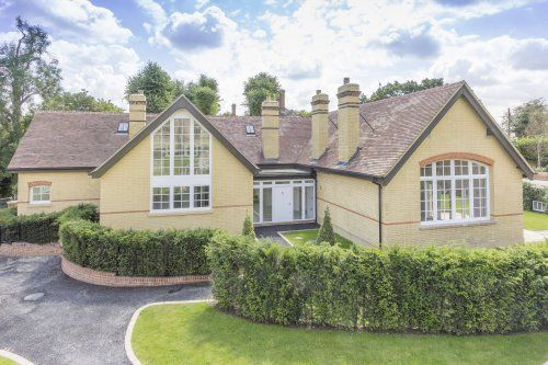 Thumbnail Detached house for sale in The Ridgeway NW7, Mill Hill