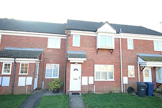 Thumbnail Terraced house to rent in Godmanchester, Huntingdon, Cambridgeshire