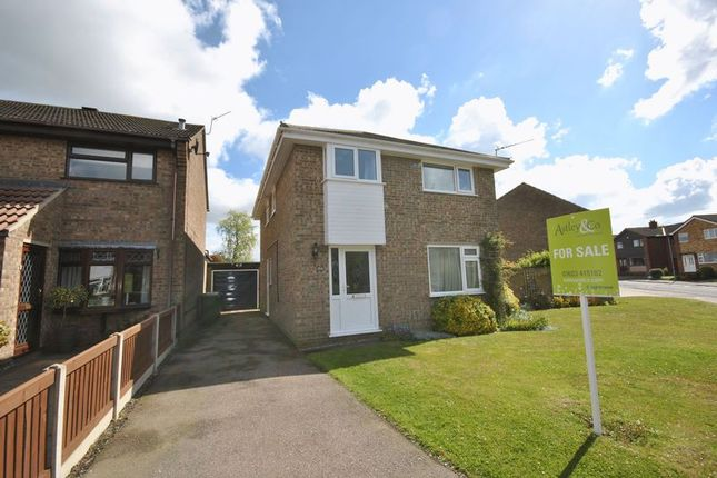 4 bed detached house for sale in Proctor Road, Old Catton, Norwich
