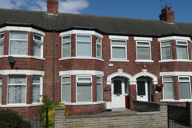 Terraced house to rent in Albert Avenue, Anlaby Road, Hull