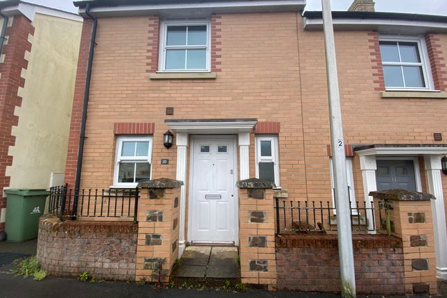 Thumbnail End terrace house to rent in Boards Court, Bideford