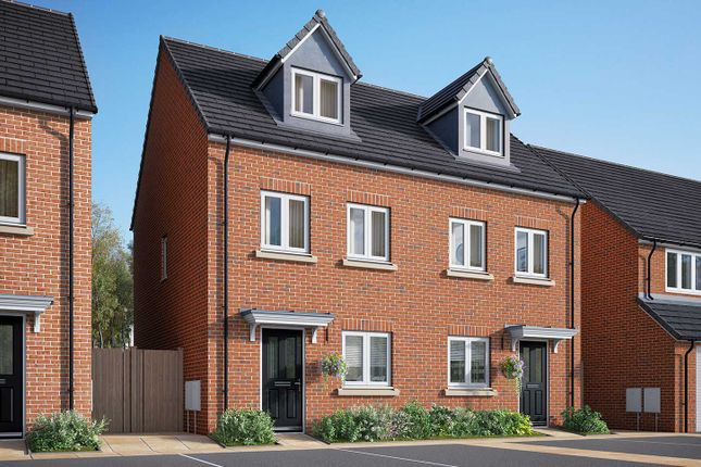 """3 bed semi-detached house for sale in """"The Wyatt"""" at Cobblers Lane, Pontefract WF8"""