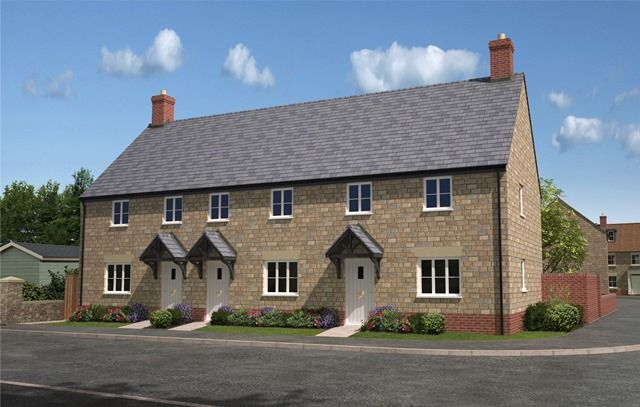2 bed terraced house for sale in Stoke Road, Mertoch Leat, Martock, Devon