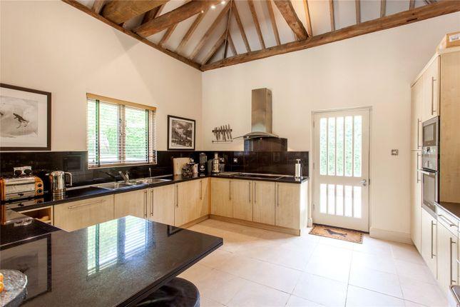 Kitchen of Bix, Henley-On-Thames, Oxfordshire RG9