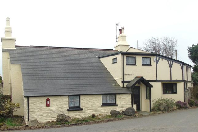 Thumbnail Detached house for sale in Widegates, Looe, Cornwall