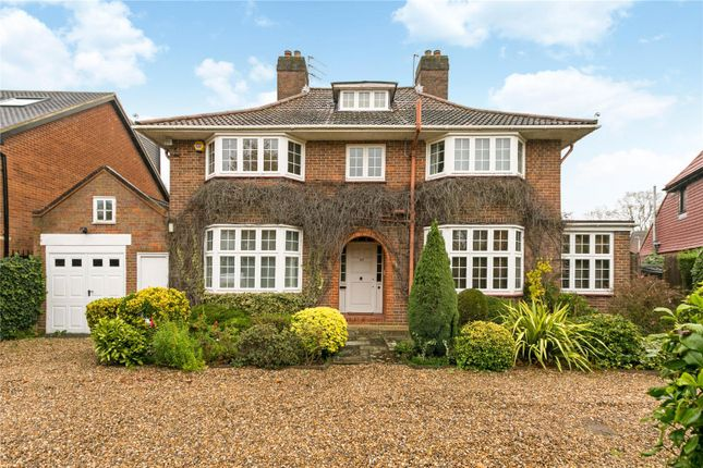 Thumbnail Detached house for sale in Murray Road, Northwood, Middlesex
