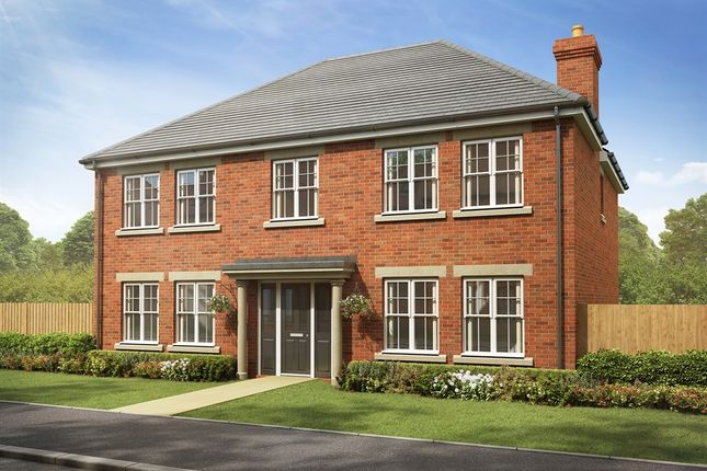 "5 bedroom detached house for sale in ""The Portland "" at Ashford Hill Road, Ashford Hill, Thatcham"