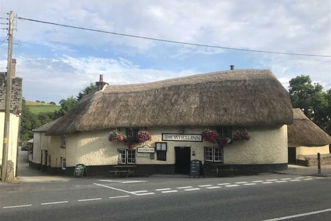 Pub/bar for sale in The Wheel Inn, Tresillian, Nr Truro, Cornwall