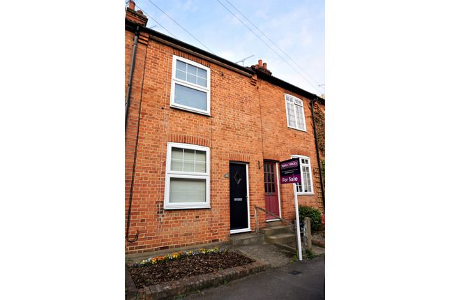 Thumbnail Terraced house for sale in North Road Avenue, Brentwood