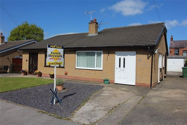 Thumbnail Bungalow for sale in The Warings, Chorley