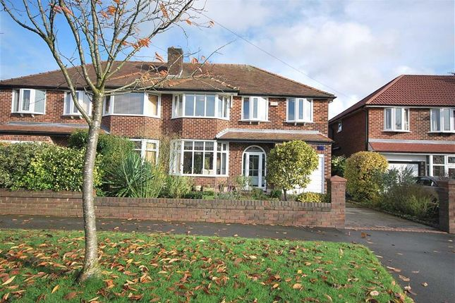 Thumbnail Semi-detached house for sale in Broadway, Walkden, Manchester