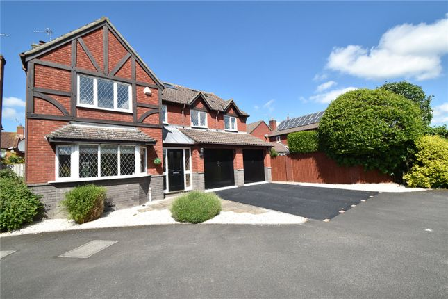 Thumbnail Detached house for sale in College Green, Droitwich, Worcestershire