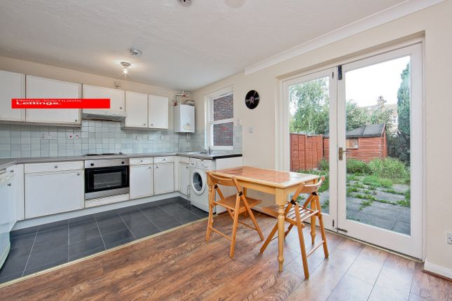 Thumbnail Semi-detached house to rent in Lockefield Place, Isle Of Dogs, Docklands