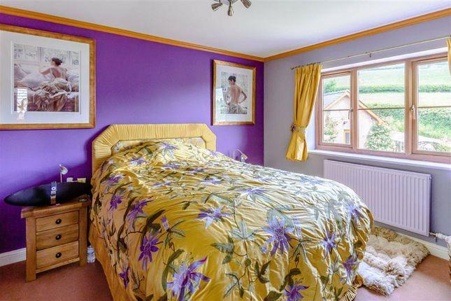 Rear Bedroom 1 of Smiffy's Den, 2, Maes Capel, Y Fan, Llanidloes, Powys SY18