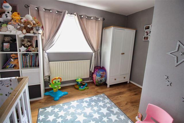 Bedroom of Tithe Barn Avenue, Sheffield S13