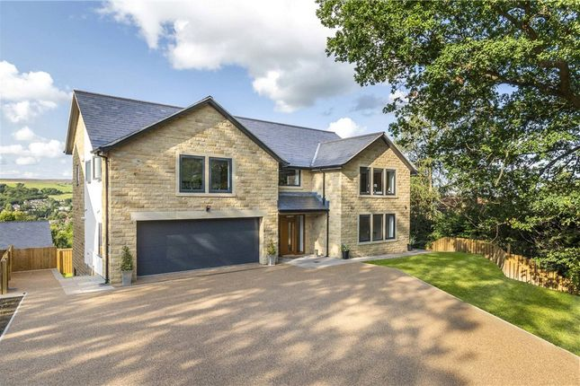 Thumbnail Detached house for sale in Parish Ghyll Lane, Ilkley, West Yorkshire