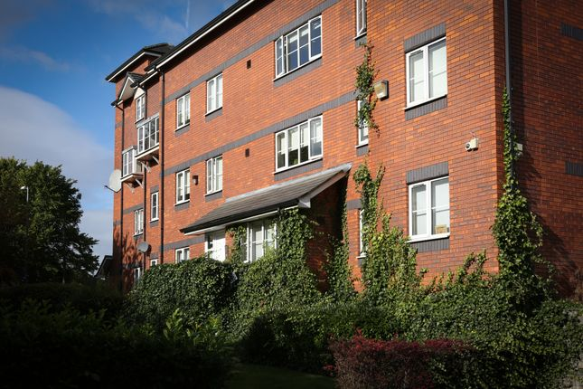 Thumbnail Flat for sale in Ladybarn Lane, Fallowfield, Manchester