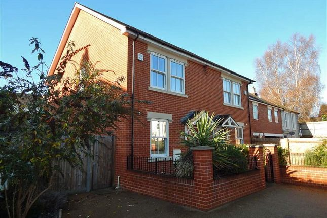 Thumbnail Semi-detached house to rent in Sidney Street, Salisbury, Wiltshire