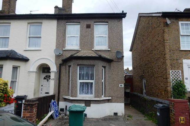 Thumbnail End terrace house for sale in Chapel Road, Hounslow