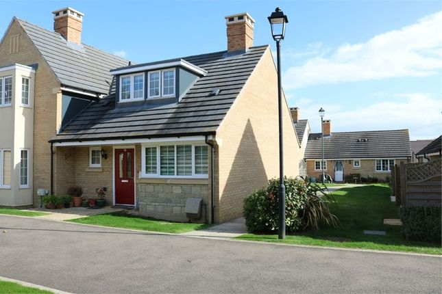 Thumbnail Semi-detached bungalow for sale in 36 The Croft, Bourne, Lincolnshire