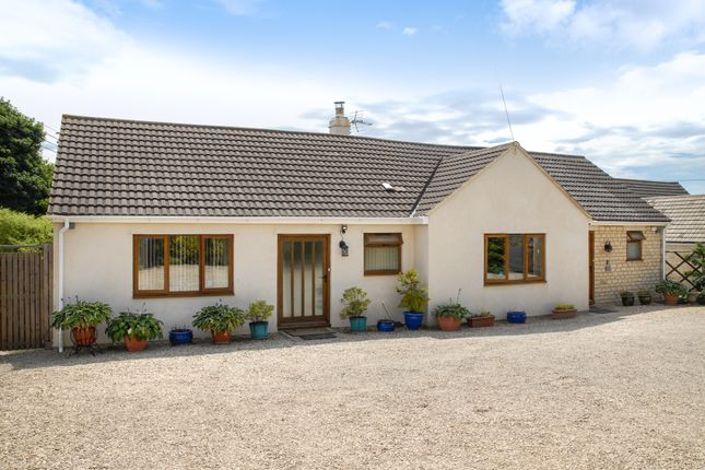 Thumbnail Detached bungalow for sale in Burcombe, Chalford Hill, Stroud