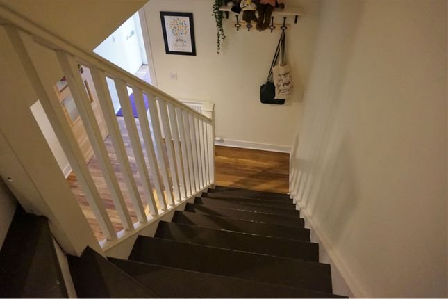 Staircase of Oban Terrace, Dundee DD3