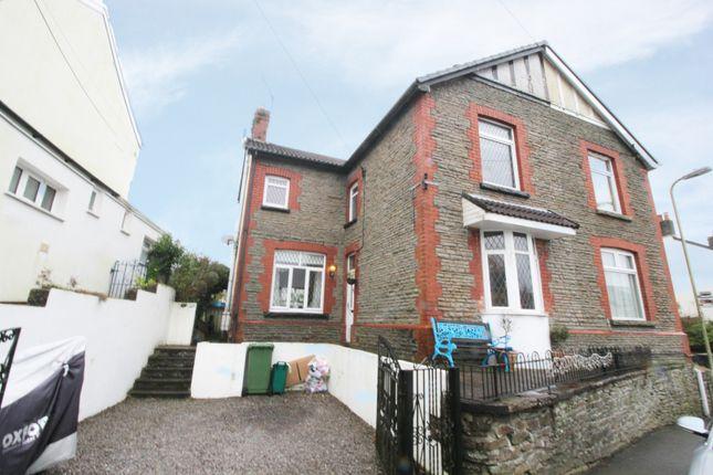 Thumbnail Semi-detached house for sale in Ffordd Y Capel, Efail Isaf, Mid Glamorgan