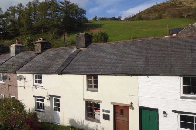 Thumbnail Terraced house for sale in Glanwydol Terrace, Abercegir, Machynlleth, Powys