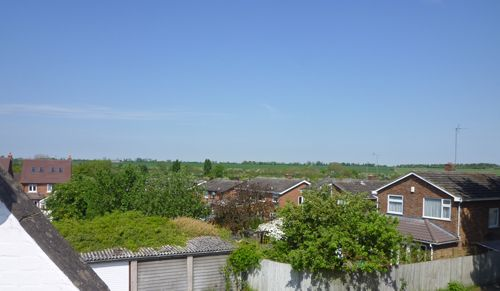 Thumbnail Flat to rent in Greenway, Newton Longville